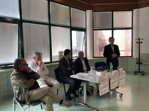 incontro USL1 - Perugia